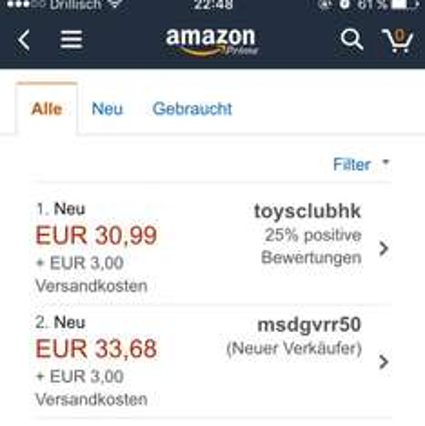 Amazon Kingston SV300S37A/120G SSDNow V300 interne SSD-Festplatte 120GB idealo 48,-