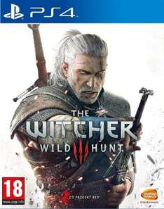 [Amazon.fr] The Witcher 3 Wild Hunt für PS4 und Xbox One für 28,64€