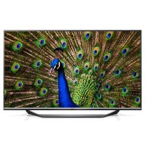 LG 55UF770V (= LG 55UF7709) Fernseher 139 cm (55 Zoll) 4K Ultra HD LED-TV, LED Edge, Triple Tuner, Smart TV, USB-Recording für 818,99 € @ NBB