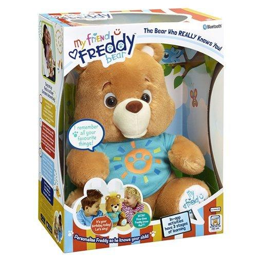 [Amazon PLUS-Produkt] MyFriend Freddy Teddybär (personalisierbar mit Sprachausgabe) für 8,36€ inkl. Versand statt 19,99€ //UPDATE
