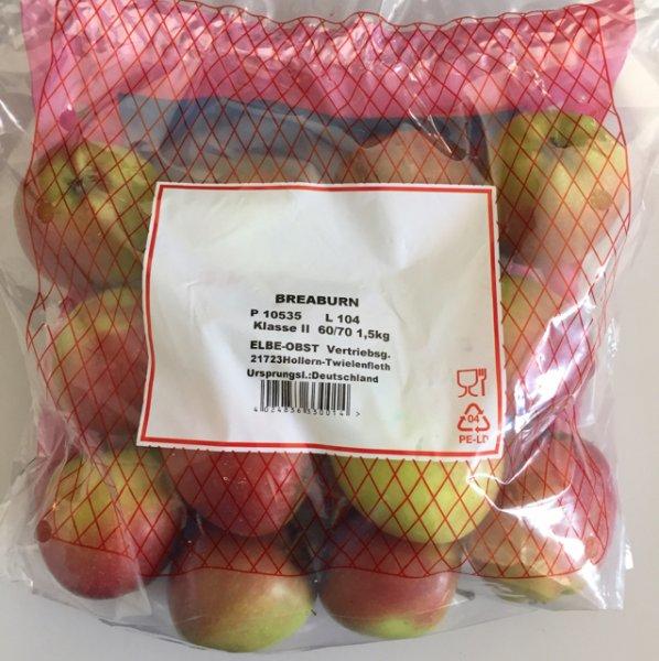 [Netto ohne Hund] 1,5kg deutsche Tafeläpfel für 0,99€
