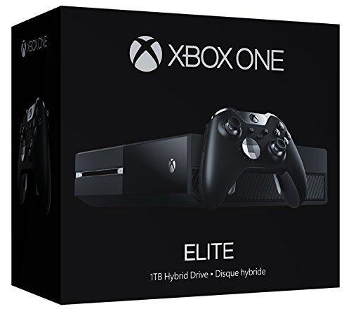 Xbox One Elite (1TB SSHD & Elite Controller) + 1 von 3 Spielen für 451,43€ bei Amazon.fr