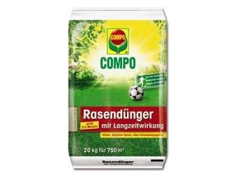 [TOOM] Compo Rasendünger 20kg für 34,99€ -TPG: 30,80€ (Idealo: 36,46€)