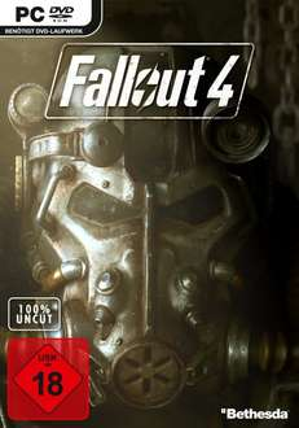 [Amazon Blitzangebote] Fallout 4 (PC, Xbox One) ab 29,97€, mit Steelbook für 36,97€ zzgl. Strafversand da FSK 18