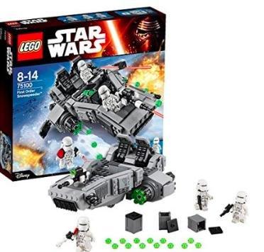 [Amazon] Blitzangebot Lego Star Wars 75100 First Order Snowspeeder für 31,29€