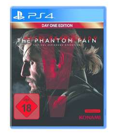 [4u2play] Metal Gear Solid V: The Phantom Pain Day 1 (PS4) + MGS-Taschenlampe für 29,98€