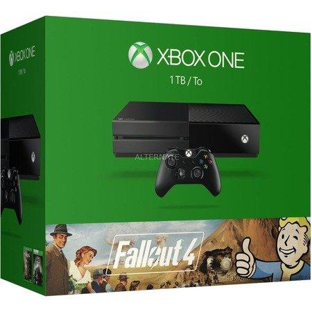 [ZackZack] Microsoft Xbox One 1TB + Fallout 4 + Fallout 3 (DLC) Bundle für 323,95 inkl. VSK
