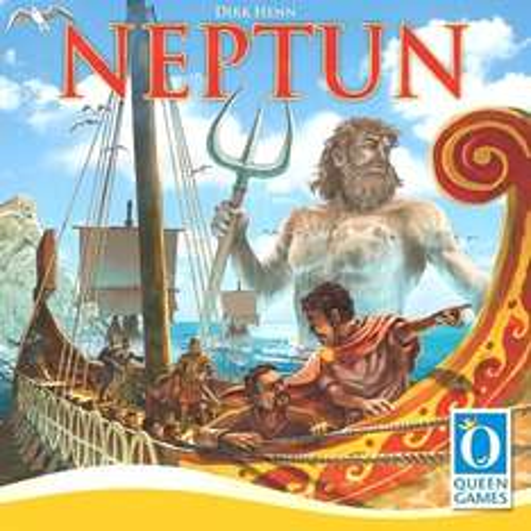 Amazon Prime - Neptun Brettspiel