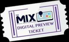 Mix Digital Preview Ticket [DRM Free] ab 1 Cent @ Humblebundle