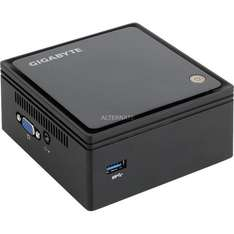 "GIGABYTE Barebone Intel J1900 ""BRIX GB-BXBT-J1900"" ab 120,99 Amazon UK"