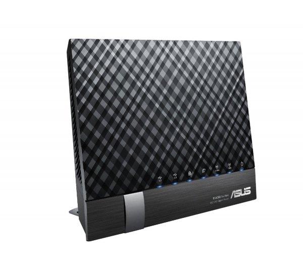 [Cyberport Cybersale] ASUS AC1200 RT-AC56U 867Mbit DualBand WLAN Gigabit Router; 75,-- € inkl VSK