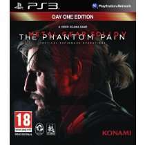 Metal Gear Solid V: The Phantom Pain - Day One Edition (PS3) für 15,41€ bei TheGameCollection
