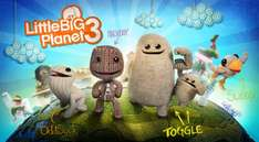(PSN PS3+PS4+PS Vita) Gratis LittleBigPlanet 3™ Frühlingsschöpfer-Set Add-On