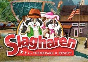 Tickets für den Freizeitpark Slagharen in Holland für 9,90€ oder mit All-inclusive-Verpflegung für 21,90€