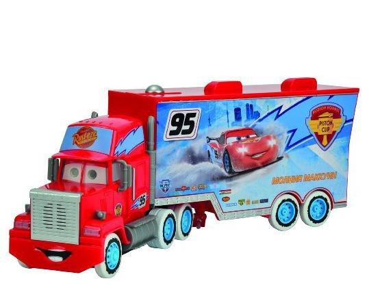 [Amazon] Dickie Spielzeug - Disney Cars Ice Racing RC Turbo Mack Truck (ferngesteuert) 1:24 für 35,99€ statt ca. 45€