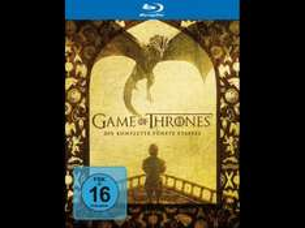 Game of Thrones - Staffel 5 (Blu-Ray) 29,99€ @Saturn (31,98€ bei Versand)