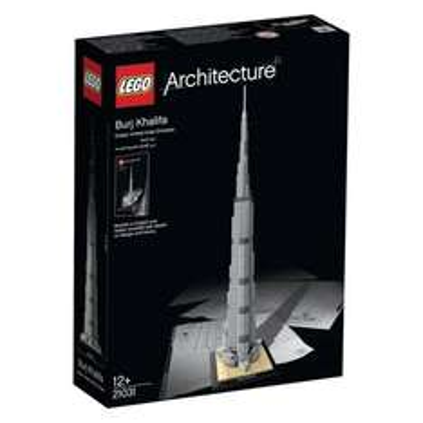 [Hugendubel] LEGO Architecture 21031 Burj Khalifa für 28,99€