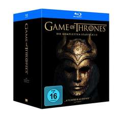 Game of Thrones Staffel 1-5 Blu Rays (Digipack + Fotobuch + Bonusdisc) (exklusiv bei Amazon.de) [Blu-ray] [Limited Edition] für 129 € > Vorbesteller-Preisgarantie