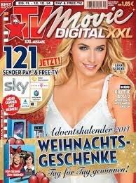 TV Movie Digital XXL Abo - 4 für 3 Monate (9 Ausgaben) = 16ct. / Heft