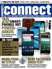 Connect Schnupperabo - 4 Hefte für jeweils 15ct