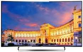 Hisense LTDN65K720 (65 Zoll) Curved 4K Fernseher (Ultra HD, 2160p, Triple Tuner, Smart TV, USB3, Wifi, HVEC)