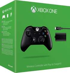 [Expert] Xbox One Wireless Controller (2015) + Play & Charge Kit für 49€ (Filiale) bzw. 52,99€ (Versand)