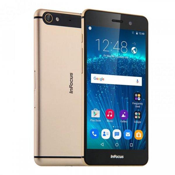 INFOCUS V5 M560 M808 MTK6753 1.3GHz Octa Core 5.2 Zoll IPS FHD Bildschirm Android 5.1 4G LTE Smartphone
