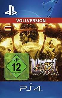 (PSN) PS4 Ultra Street Fighter 4 PVG idealo.de 24,99