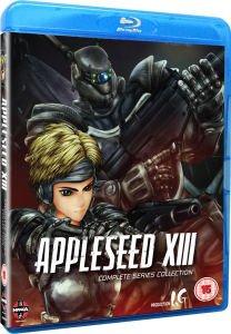 [Zavvi] Appleseed XIII - The Complete Series (Bluray) (engl. + jap.) für 8,45€