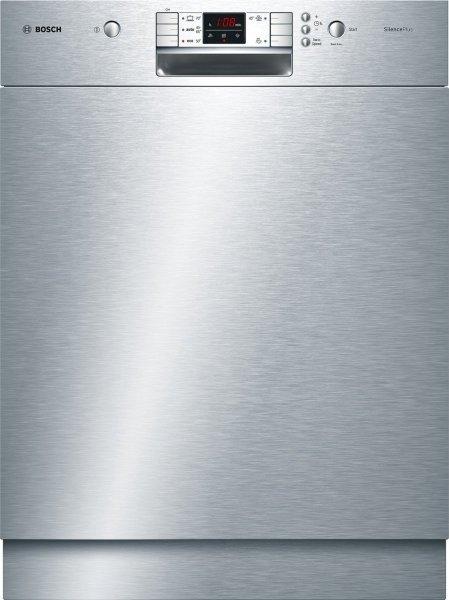 Bosch Serie | 6 SMU50L15EU »SilencePlus« Unterbau-Geschirrspüler für 319 € inkl. Lieferung bis zur Verwendungsstelle - EEK A+, 12 Maßgedecke, Trocknungseffeizienzklasse A, 48 dB, aquaStop, EcoSilence Drive, Rackmatic [Amazon]