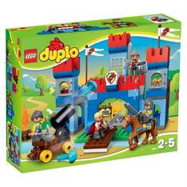 [AMAZON.DE] - Lego Duplo 10577 - Große Schlossburg - 24,99e