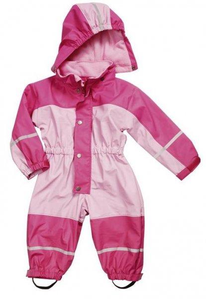 [Amazon] Playshoes Overall für Mädchen in pink, Größe 74-104 für 19,99€ mit Prime statt ca. 40€
