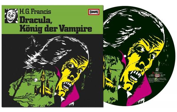 [AMAZON] Gruselserie 03/Dracula, König der Vampire (Vinyl LP)