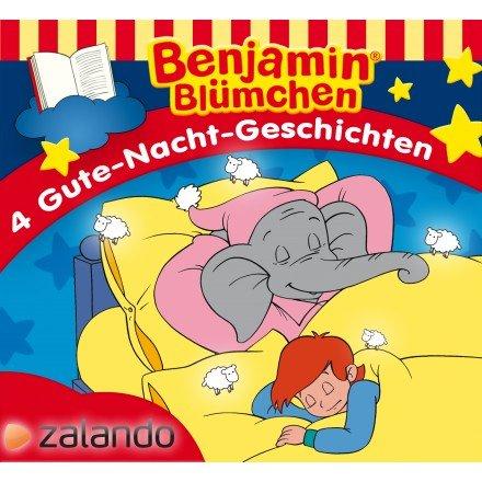 Benjamin Blümchen: 4 Gute-Nacht-Geschichten (Promotion Zalando)