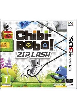 [base.com] Chibi-Robo! Zip Lash [N3DS] für 10,47€ inkl. Versand