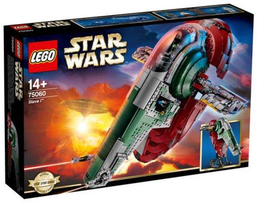 [ABGELAUFEN][Galeria Kaufhof] Lego Star Wars Slave I 75060 und TIE Fighter 75095