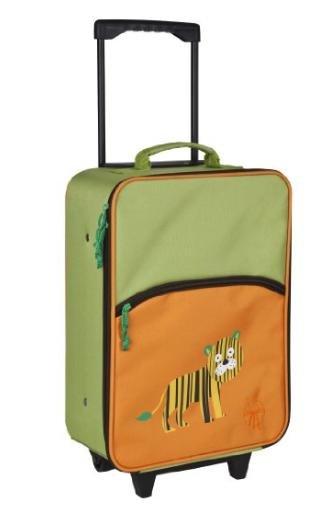 [Amazon] Lässig LMTR189 - Kindertrolley 4 Kids Wildlife - Tiger für 22,90€ statt 35€