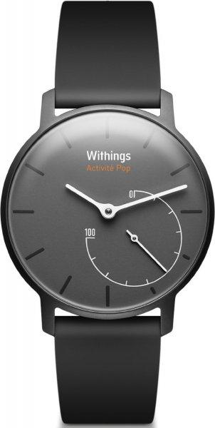 (Lokal Aachen) Withings Pop Smartwatch mit Aktivitäts- und Schlaftracker schwarz im ProIdee Outlet