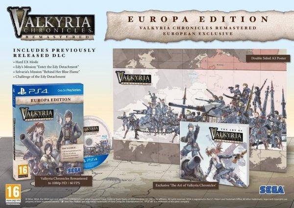 [Conrad.de] Valkyria Chronicles Remastered - Europa Edition - PS4 - für 19,51 EUR inkl. VSK vorbestellen