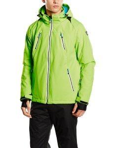 [Amazon] Killtec Soft Shell Jacke (Ski-/Snowboardjacke) mit Abzipbarer Kapuze Rags, mehrfarbig ab 31,17 €