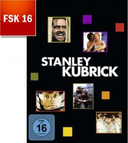 [Redcoon.de] Stanley Kubrick Collection [7 DVD Filme+Doku]  inkl. Versand für 11,99 €