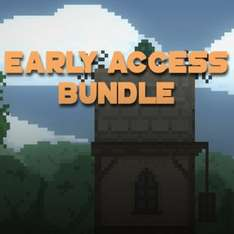 [STEAM] Early Access Bundle #1 @ Groupees