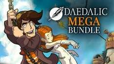 "[Bundlestars] ""Deadalic Mega Bundle"" - Adventure Rätselspaß & taktische RPG Action - ab 1,49€"