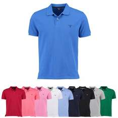 "Ebay Gant Herren Poloshirt ""The Summer Pique"" Polo Shirt Kurzarm"