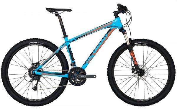 GIANT Talon 3 LTD Blue MTB 27,5 ZOLL 650B HARDTAIL (Modell 2015 / Größen S und M) für 449€ zzgl. 35€ Versand @Jehle Bikes