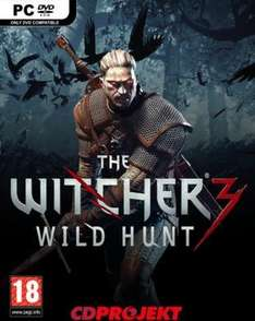 The Witcher 3 Wild Hunt GoG Code 16,49 EURO
