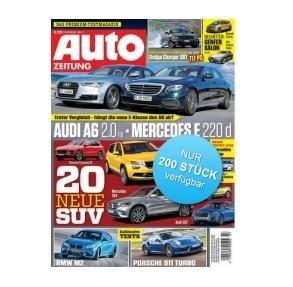 Auto Zeitung Jahresabonnement für 14,90€ (Direktpreis)