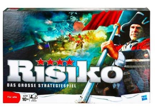 [Galeria Kaufhof] Hasbro Risiko für 23,99€ bei Filiallieferung statt ca. 30€