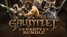 Gauntlet Party Bundle  4x Steamkeys Gauntlet Slayer + Lillith Necro Pack