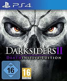 Wieder da bei AMAZON! Darksiders 2 - Deathinitive Edition - [PlayStation 4]
